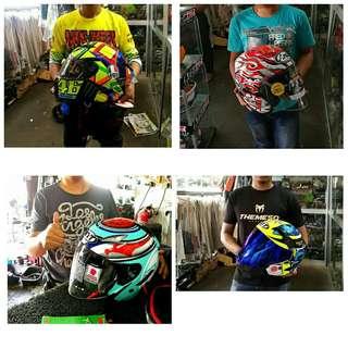 Helmets  sold