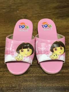 FREE MAIL! Dora Pink Slippers