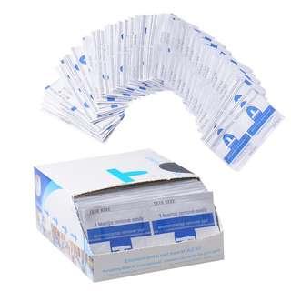 200pcs Nail Polish Remover Foil Wrap