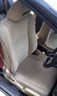 For sale Seat ori honda fd 1.8 depan saja