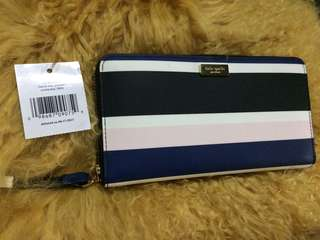 Brand New Authentic Kate Spade Neda Zip Wallet