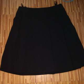 💙XL Black Corporate skirt (Tennis skirt)