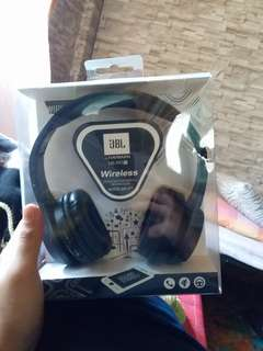 Bluetooth Headphones (JBL)