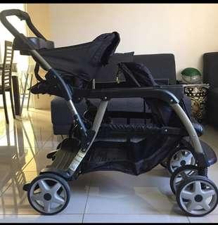 Graco Ready 2 grow stroller