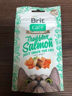 BRIT CARE CAT SNACK