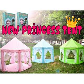 LITTLE PRINCESS PLAY TENT