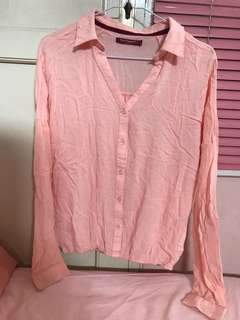 Hush Puppies Pink Shirt