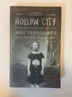 Miss Peregrine's Home For Peculiar Children Cover Ori