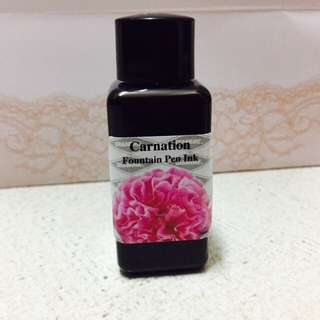 Diamine Carnation Ink