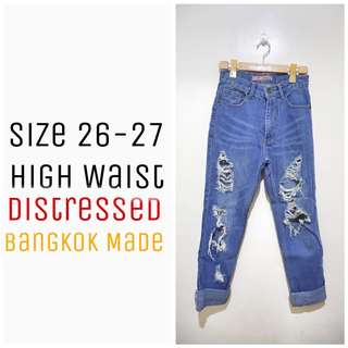 Distressed