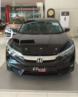 Honda Civic 1.5 Turbo