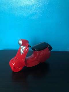 RUSH SELLING!!! Motorcycle coin bank