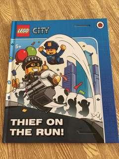 LEGO city Thief on the Run!