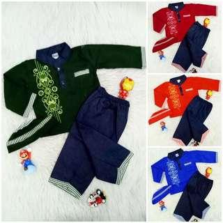 Boy Moslem Clothes Arsen