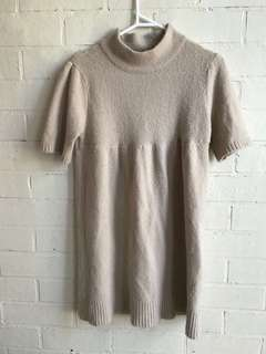 Woollen winter Dress