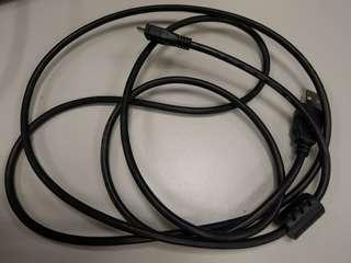 Micro USB 線