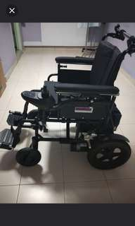 Electric/motorised wheelchair ( price negotiable)