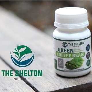 Jual Green Coffee DIET / Kopi Hijau / Kopi Herbal - The Shelton Nutrition - 100%