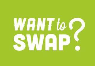 Swaps- like what items you want and this post