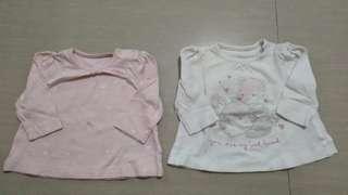 Tshirt newborn mothercare