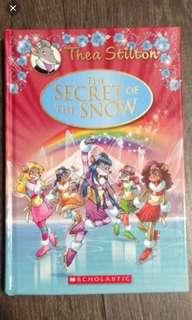 Thea Stilton-The Secret Of The Snow