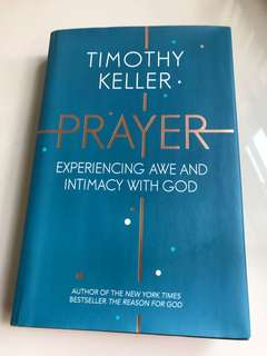 Timonthy keller-Prayer-Christian book