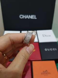 LUXURY RING FULL DIAMOND SO BEAUTIFUL