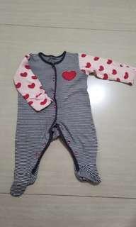Sleepsuit mothercare 3-6