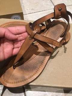 Frye sandals size 6.5