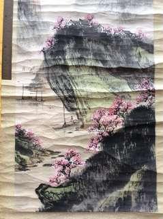 水墨画 Chinese painting