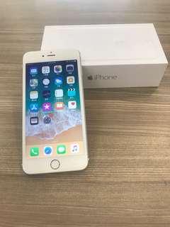 Iphone6plus 64GB Gold beautiful