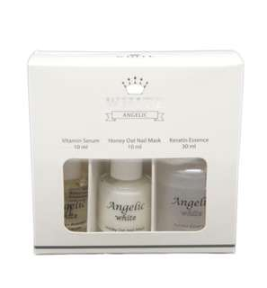 White Angelic Nail Mask