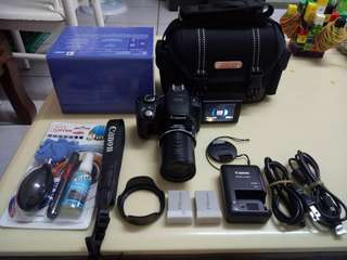 🚚 Canon SX50IS(200x zoom Lens) +All +2 Battery +Bag+Box