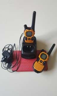 Motorola Walkie Talkie