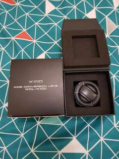 Lensa WCL-X100 For Sale