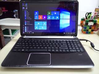 Hp i7/8Gb/1000Gb hdd/15.6inch/win10/Gaming