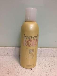 Victoria's Secret NEW USA heavenly body shimmer spray