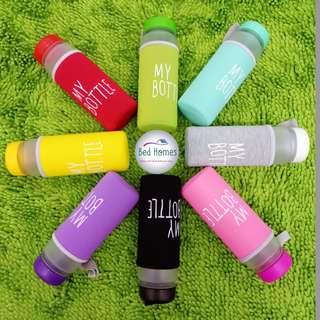 Botol Minum BPA Free My Bottle Rainbow