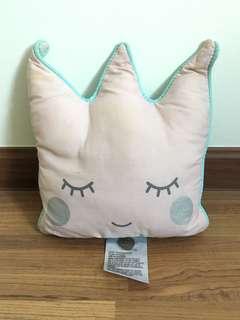 Tiny little wonders queen pillow