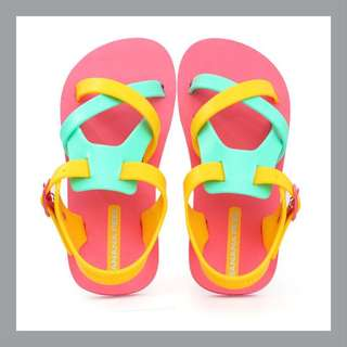 Girls Rubber Sandals