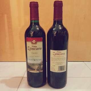 Last Bottle!Tinto Semi-sweet wine