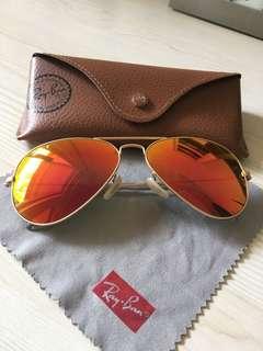Ray Ban Aviator Sunglasses ORI