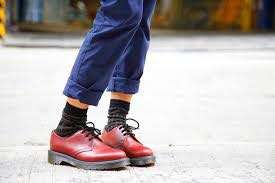 Dr Martens 1641 Cherry Red