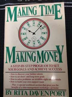 Making Time Making Money