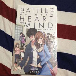 The battle between heart and mind
