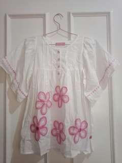 Baju muslim atasan merk Cute