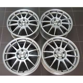 "OZ SuperLeggera 17"" 7jj off 45 5H 114 Original ITALY"