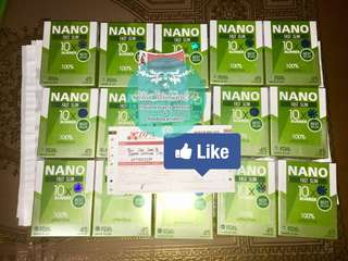 Nano fast slim from Thailand
