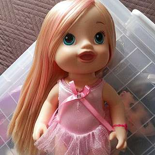 Baby alive discontinue 13""