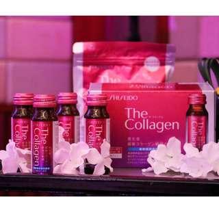 12 bottles Shiseido - The Collagen 50ml